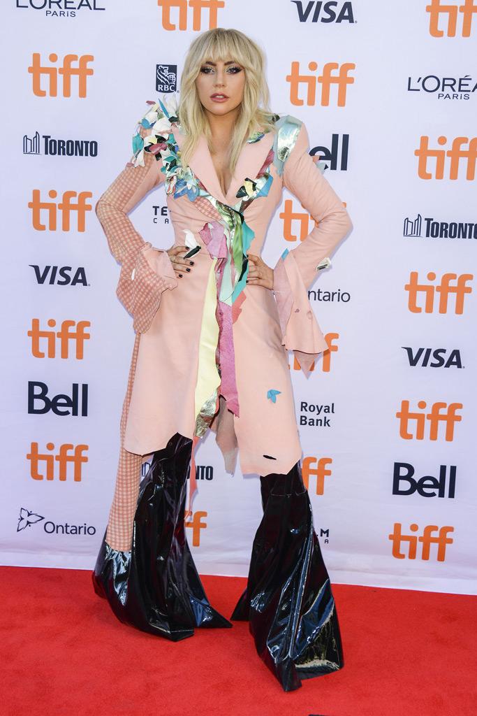 Lady Gaga, Toronto Film Festival