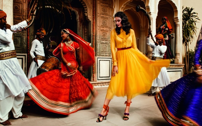 Level Shoes – Dear India Campaign Imagery 1