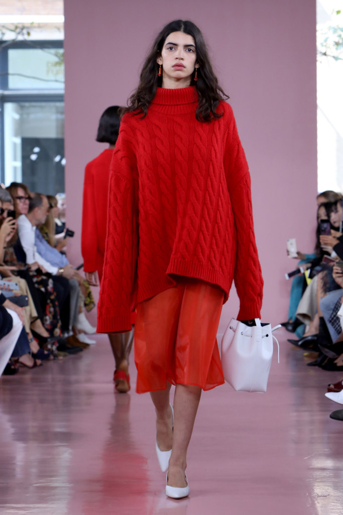Mansur Gavriel New York Fashion Week