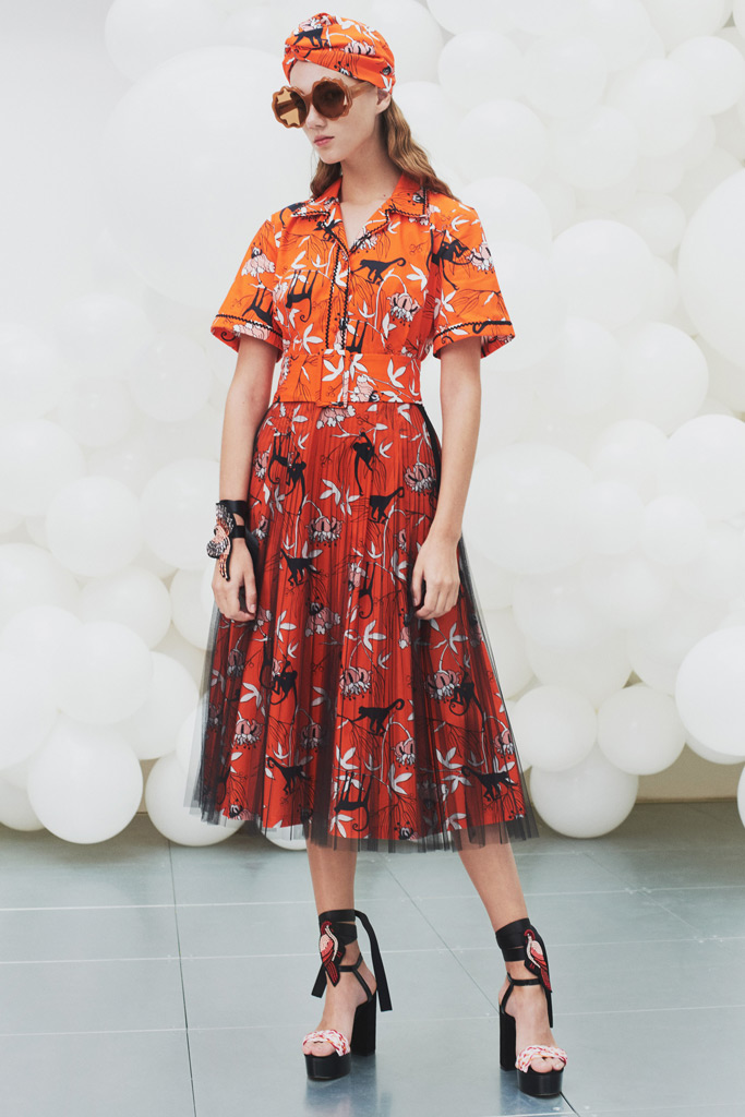 Markus Lupfer spring 2018 ready to wear