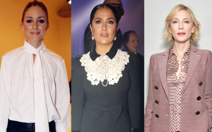 Celebrities Sit Front Row at Milan Fashion Week