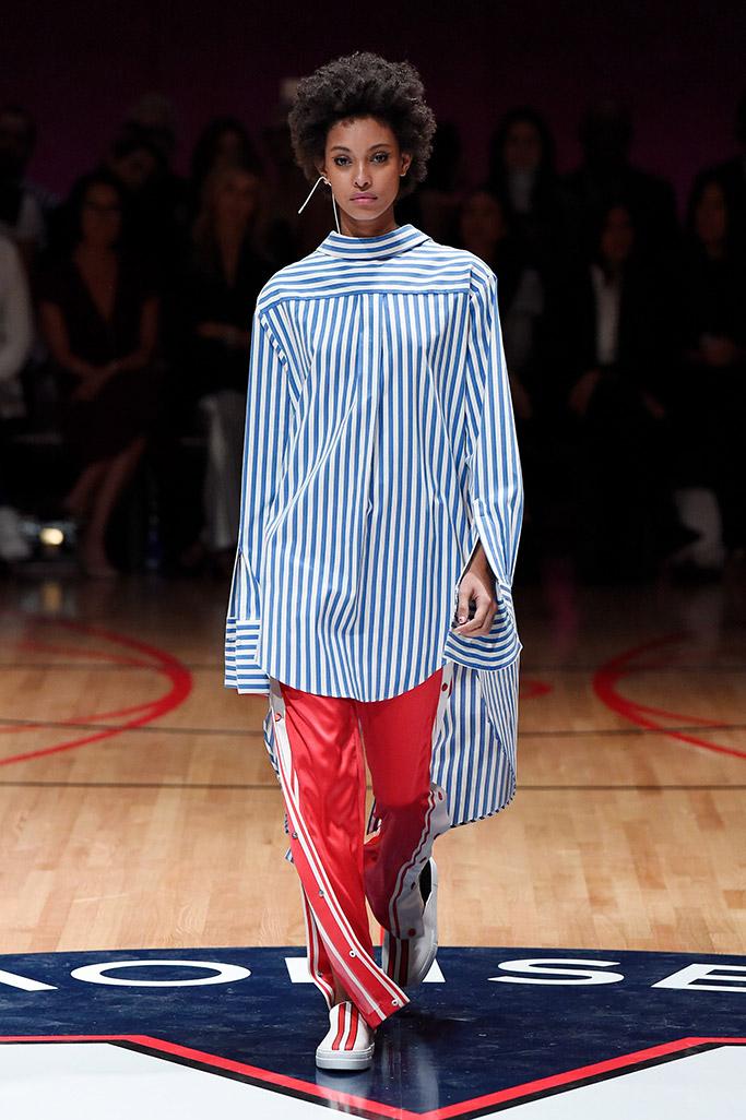 Monse New York Fashion Week S/S '18