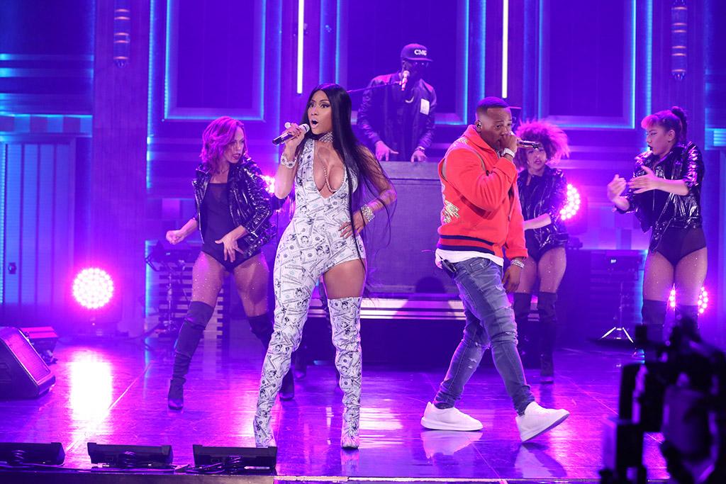 Nicki Minaj Yo Gotti