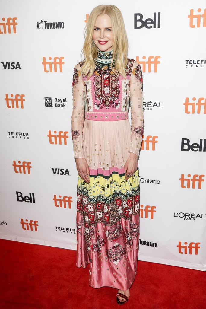 Nicole Kidman, Toronto Film Festival