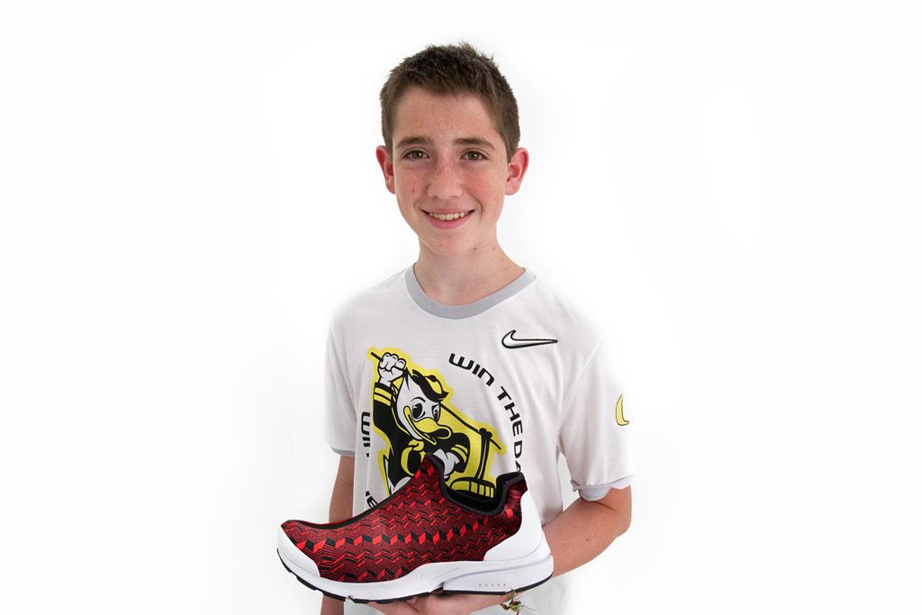 Nike Doernbecher Freestyle Air Presto X Ethan Frank
