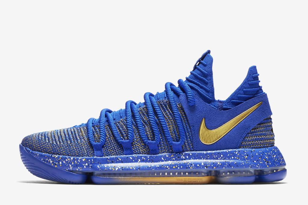 Nike KD 10 Celebration