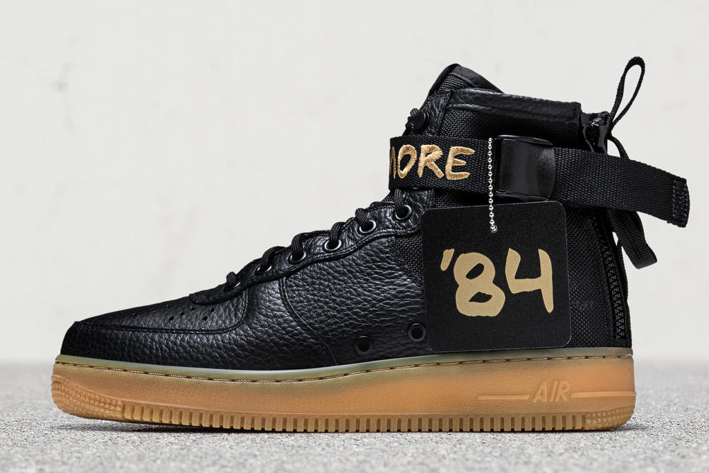 Nike Special Field Air Force 1 Mid Baltimore