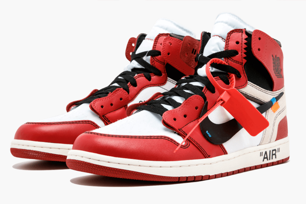 Off-White x Air Jordan 1 The Ten