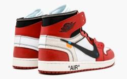 Off-White x Air Jordan 1 The
