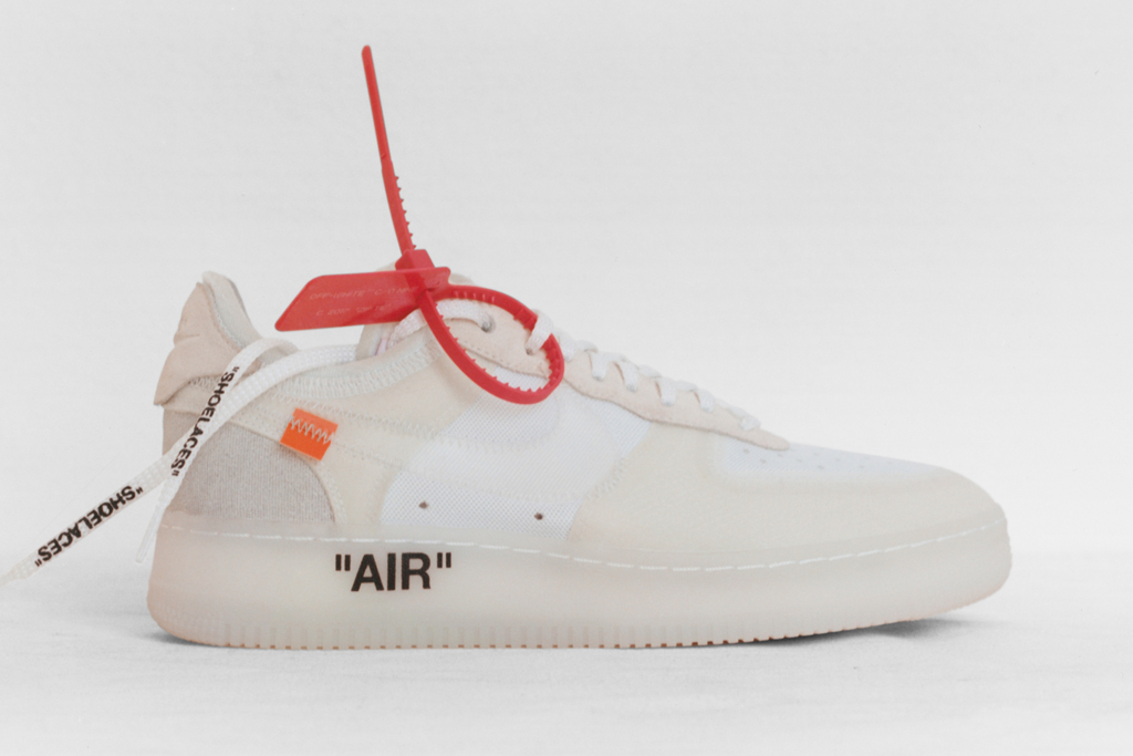 Off-White x Nike Air Force 1 Low The Ten