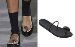 Ipanema Philippe Starck thing u sandal