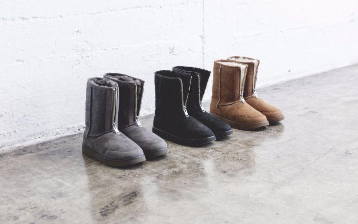 Phillip Lim Ugg zip boot