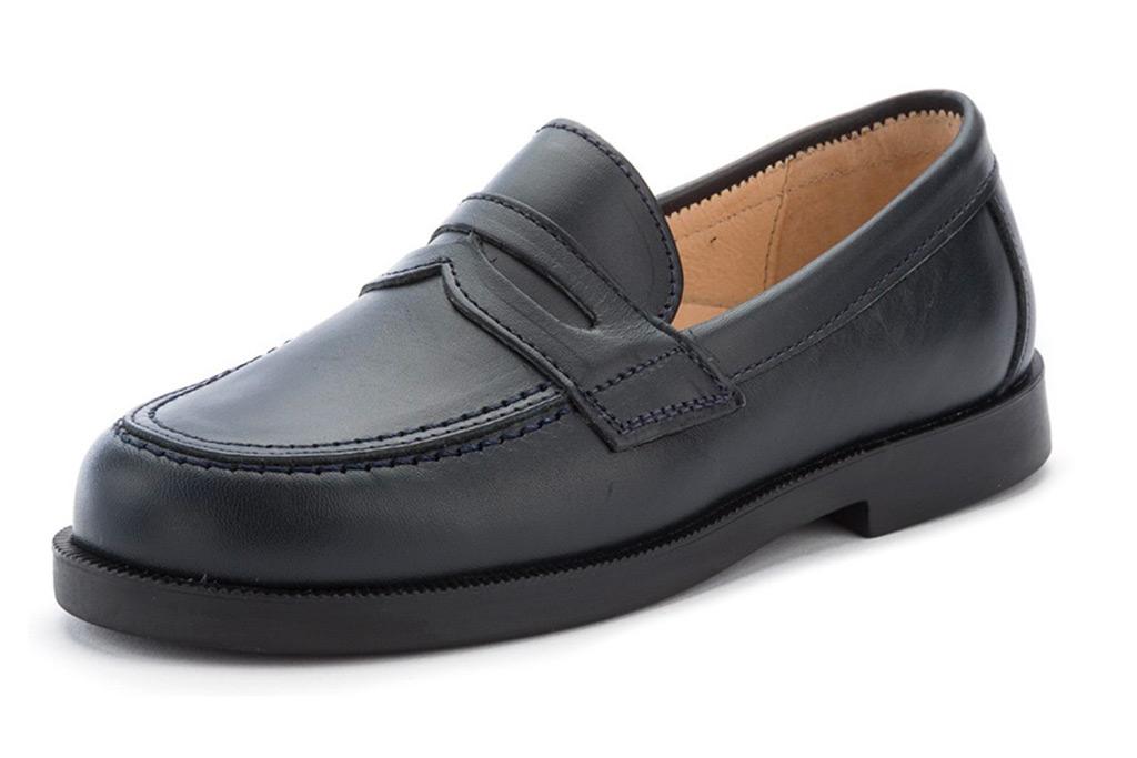 Prince George, school shoes