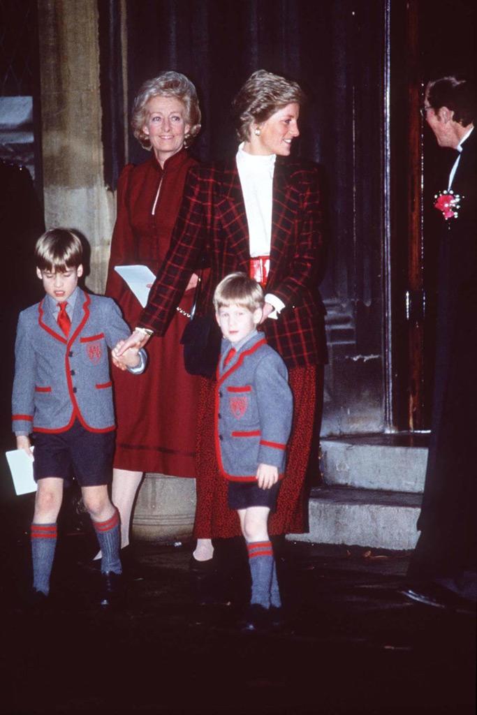 prince harry, prince william, princess diana