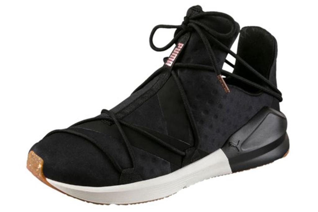 puma, fierce rope vr, women's training shoes