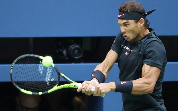2017 U.S. Open Rafael Nadal