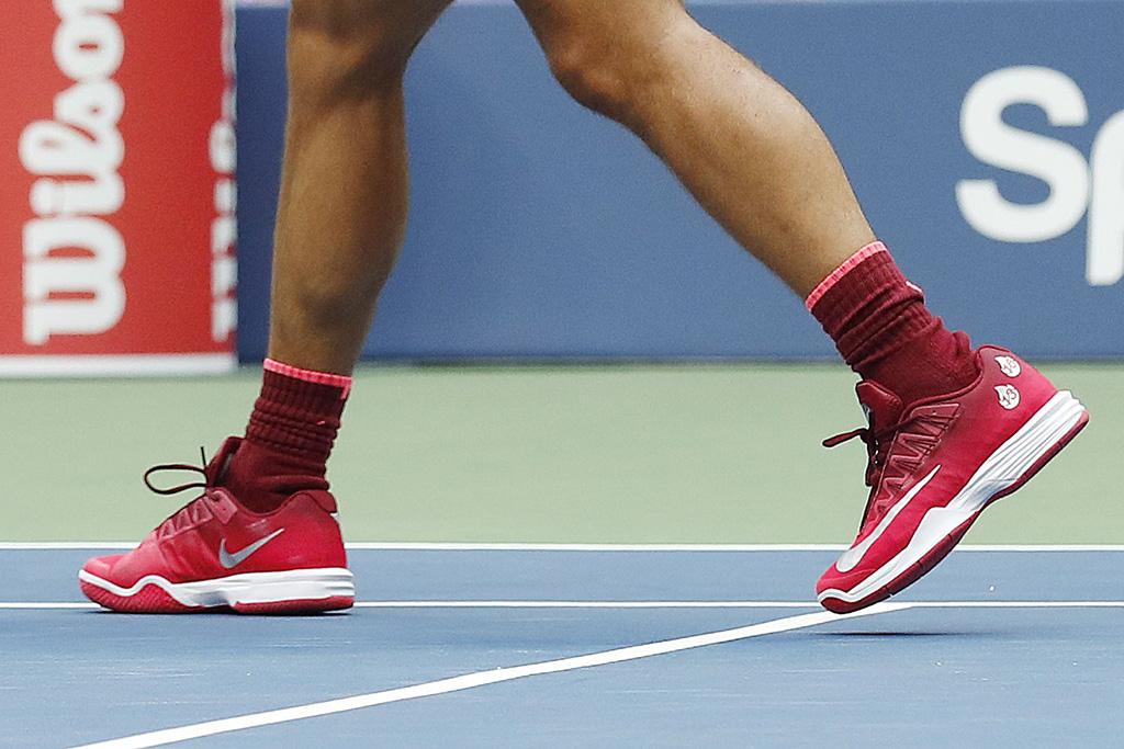 Buy Rafael Nadal S 2017 U S Open Winning Nike Sneakers Photos Footwear News