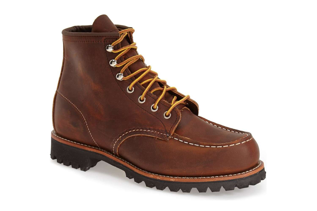 Red Wing Roughneck Boot