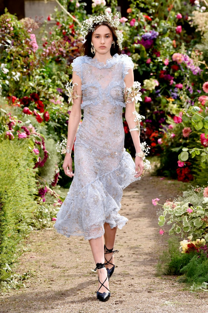 paris haute couture fashion week, rodarte fall 2017 haute courute