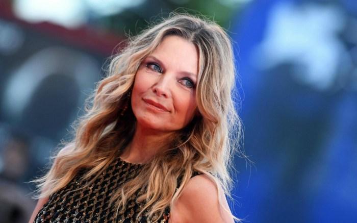 Michelle Pfeiffer, Venice Film Festival, mother! premiere