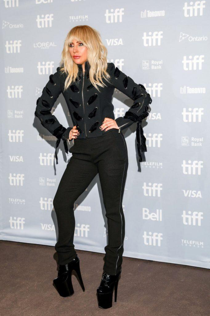 Lady Gaga'Gaga: Five Foot Two' press conference, Toronto International Film Festival, Canada - 08 Sep 2017