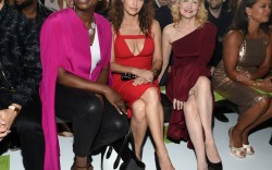 NYFW: Celebs in the Front Row