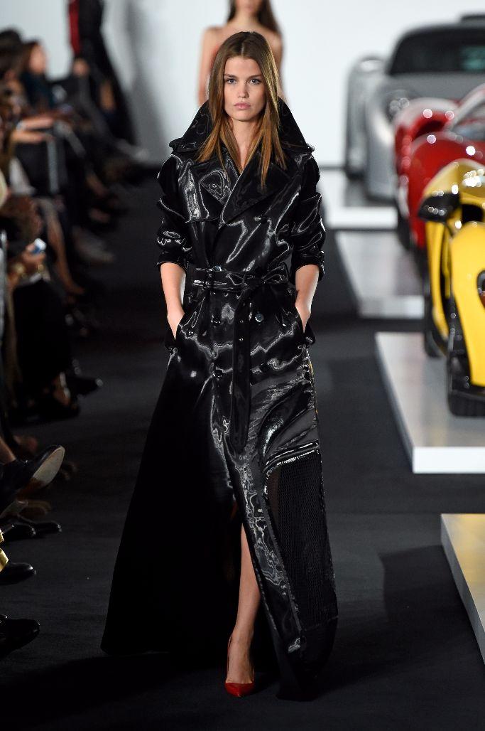 ralph lauren, new york fashion week, spring 2018, ralph lauren's garage