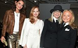 Katie Holmes, Jessica Chastain, Diane Keaton,