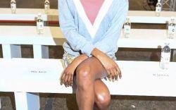 Celebs at London Fashion Week