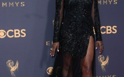 Sandals on the Emmys Red Carpet