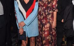 Tommy Hilfiger Front Row: LFW