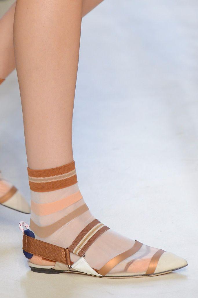 fendi ready to wear spring 2018, milan fashion week
