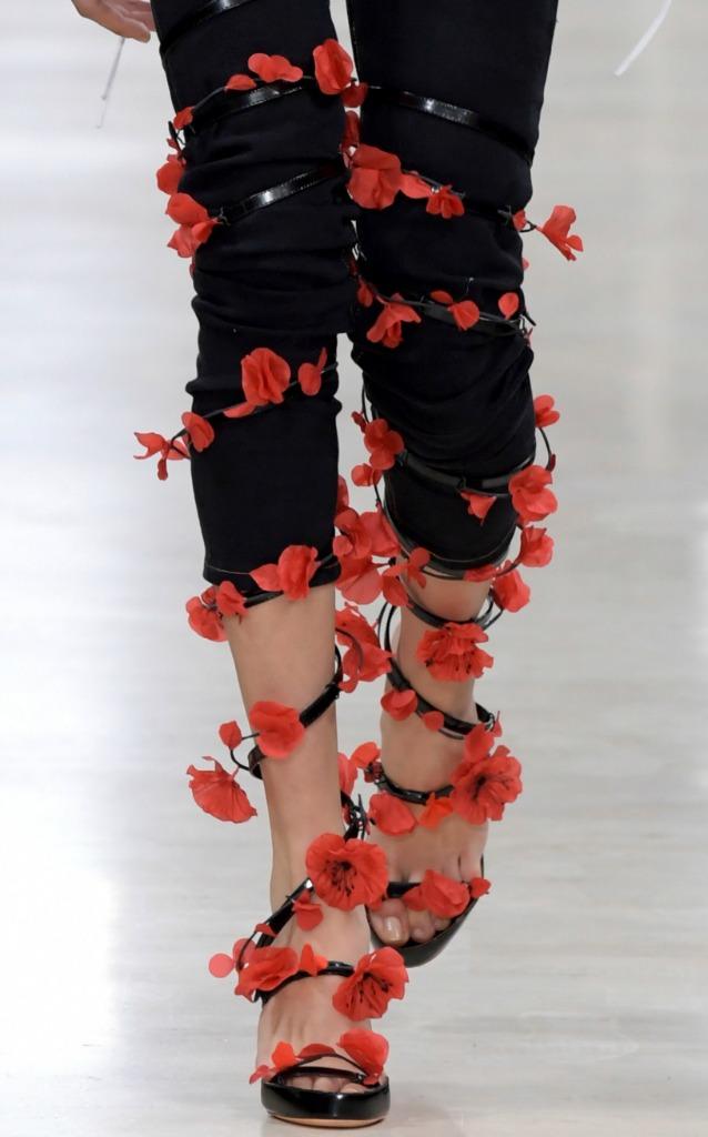 y project ready to wear spring 2018, paris fashion week
