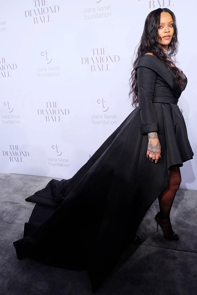 Rihanna, Diamond Ball
