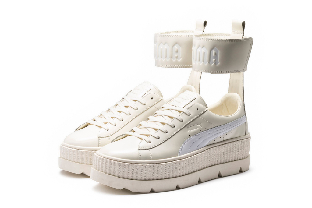 Rihanna x Fenty Puma Ankle Strap Sneaker