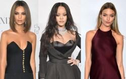 Emily Ratajkowski, Rihanna, Martha Hunt, Diamond
