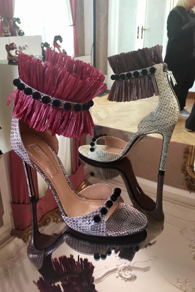 Samuele Failli Ready To Wear Spring 2018