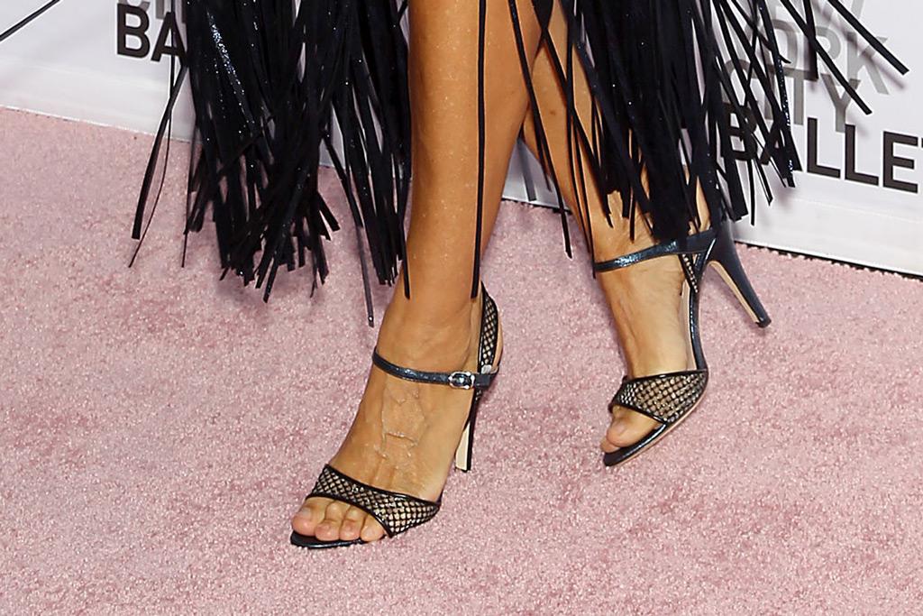 Sarah Jessica Parker, sandals