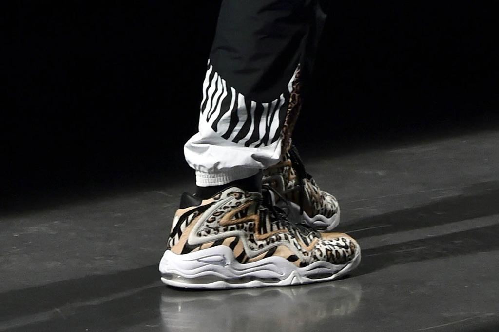 Nike Air Pippen Scottie Pippen NBA Basketball Kith Sport Ronnie Fieg