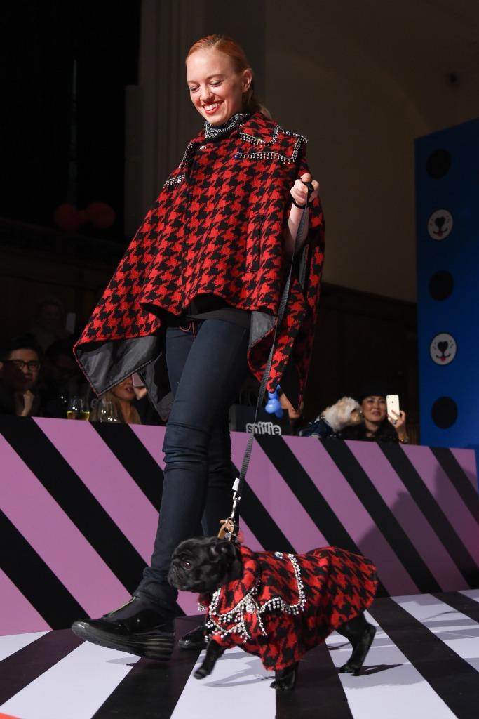 Sniffie fall 2017 Ready To Wear London Fashion Week