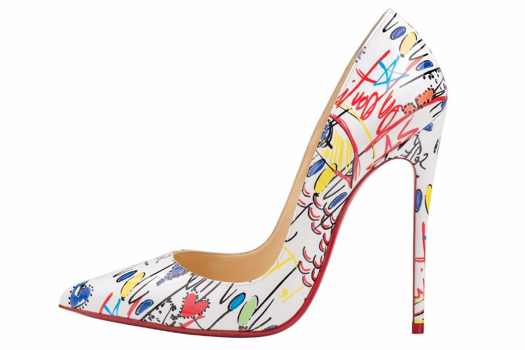Christian Louboutin Expands Nudes for