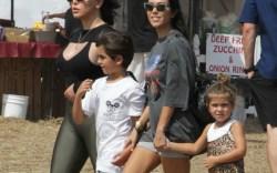 Celebs at the Malibu Fair