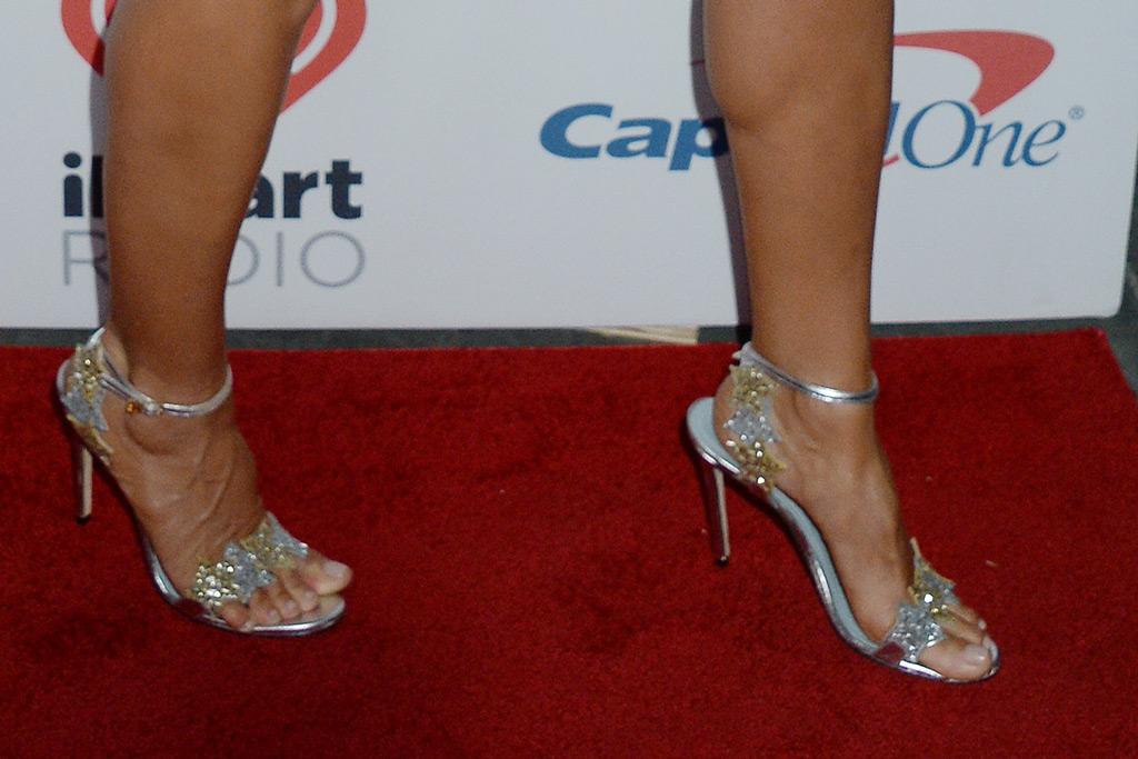 Heidi klum, shoes