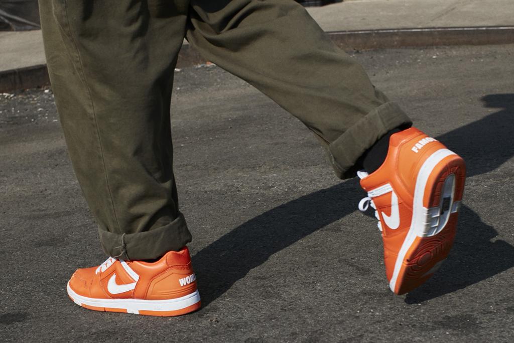 Supreme x Nike SB Air Force 2