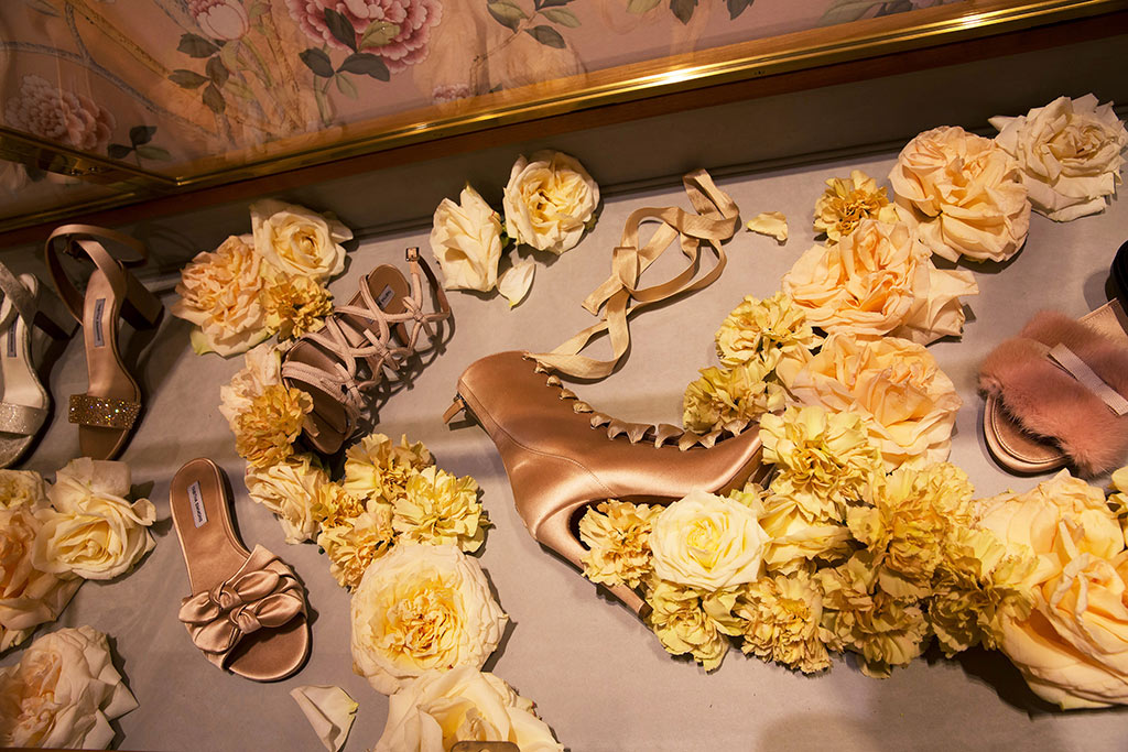 tabitha simmons, moda operandi, fashion week, bridal shoes, bridal wear