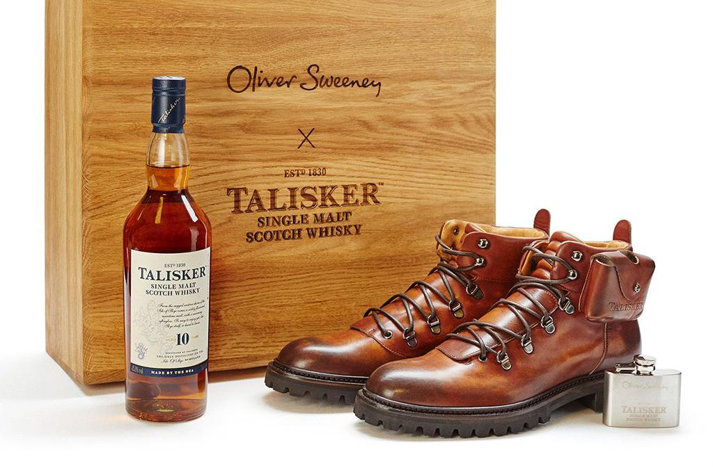 Talisker x Oliver Sweeney Skye