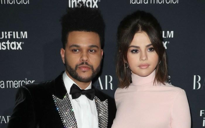 Selena Gomez, the weeknd, new york fashion week