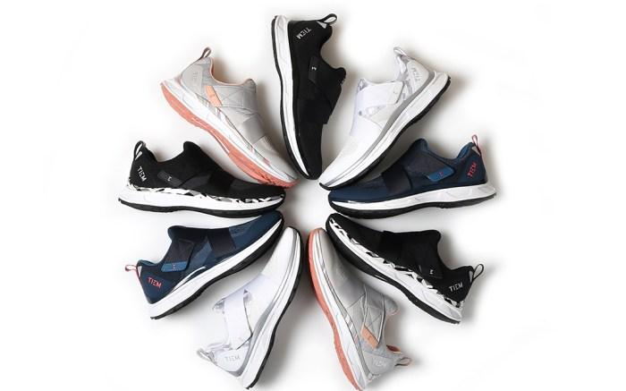 Tiem, slipstream, cycling shoes