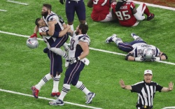 Relive the Patriots' Cleat Moments From