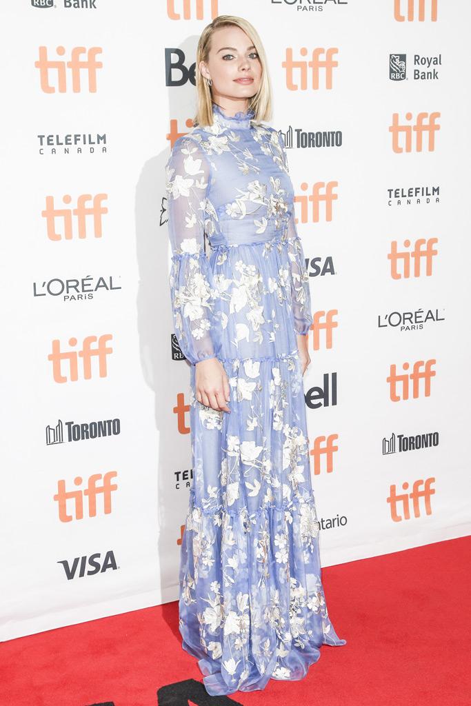 Margot Robbie, Toronto Film Festival, I Tonya